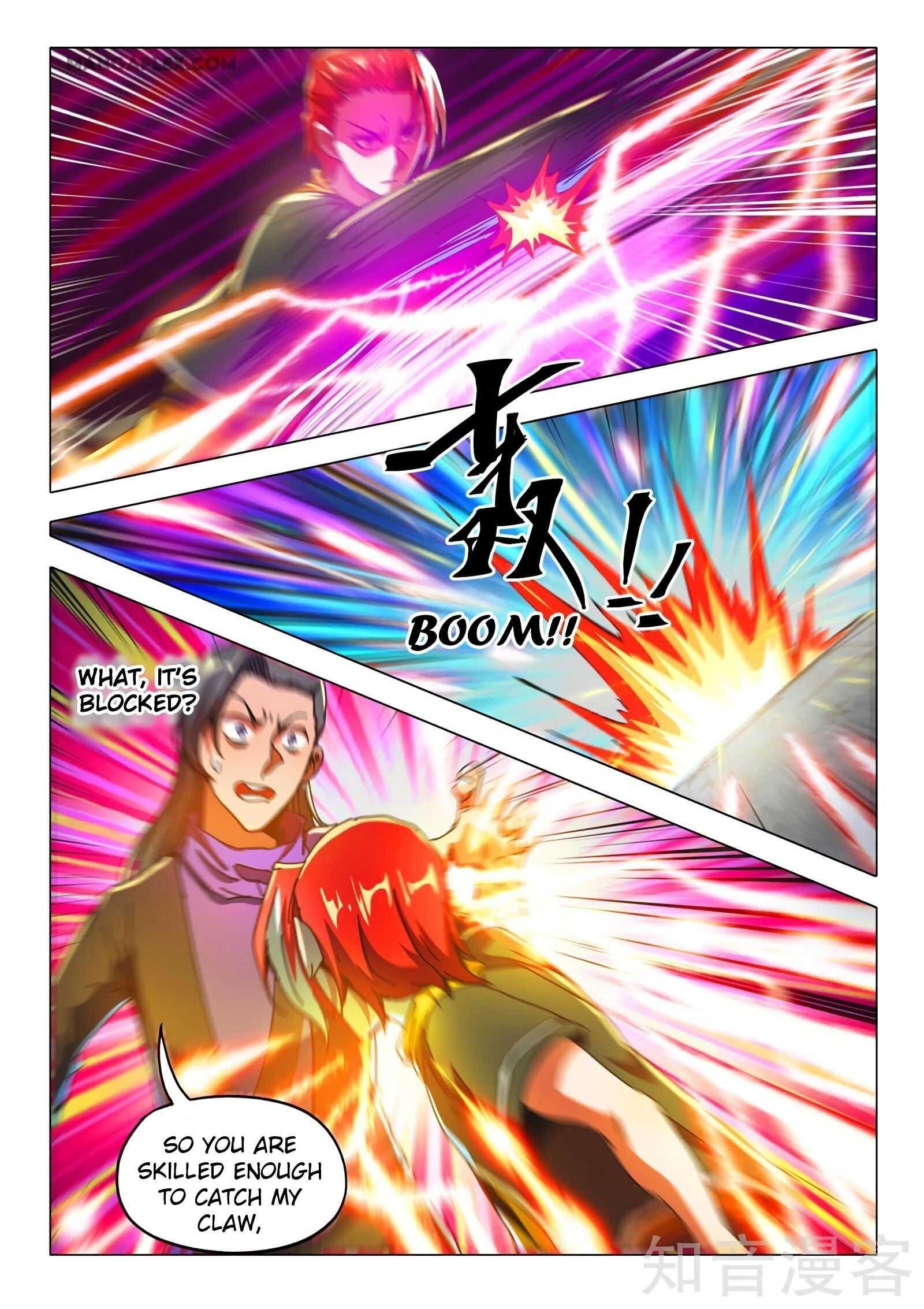 Martial Master Chapter 509 page 9 - Mangakakalots.com