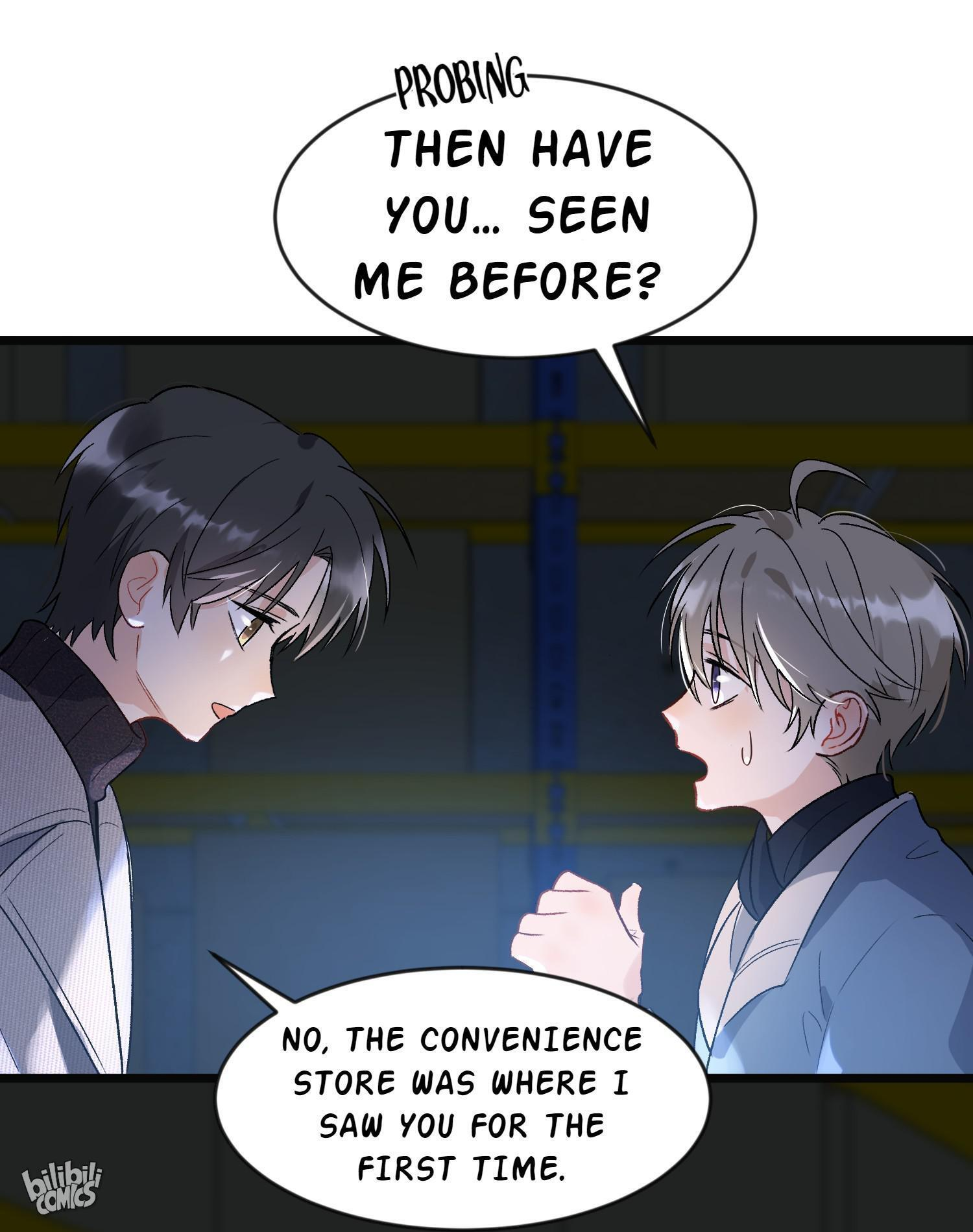 Falling To Where I Belong Chapter 21: Do You Have Feelings For Me? page 49 - Mangakakalots.com