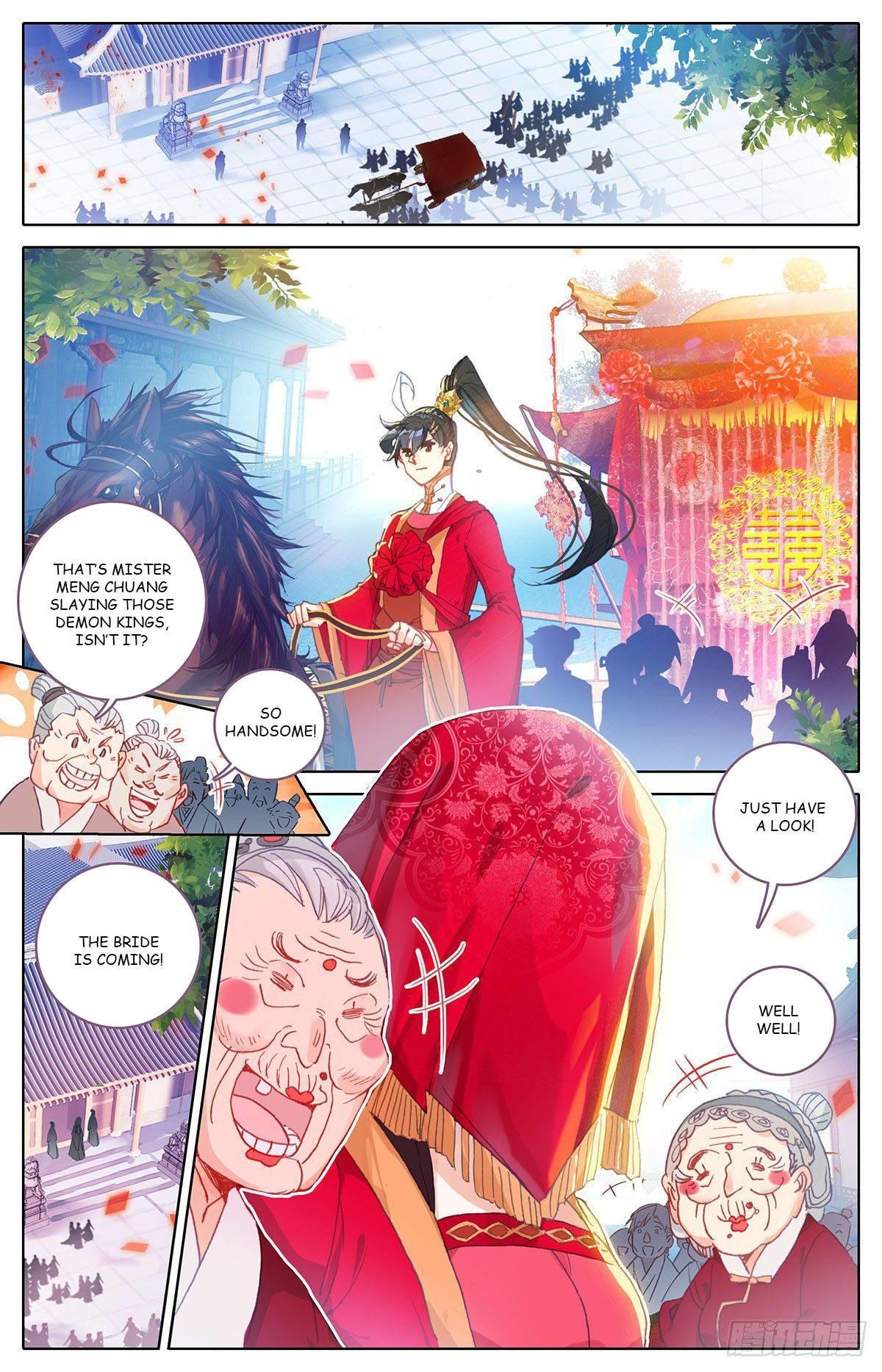 Azure Legacy Chapter 99 page 11 - Mangakakalots.com