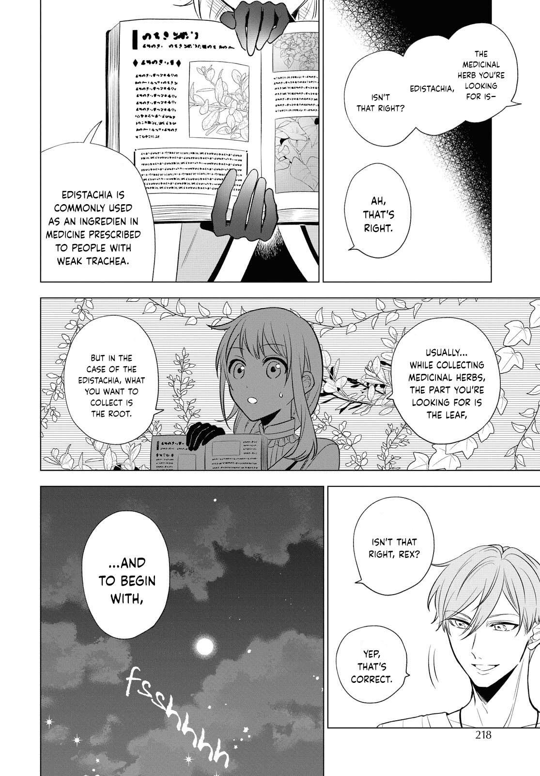 I Want To Become The Hero's Bride ( ̄∇ ̄)ゞ Vol.2 Chapter 10 page 6 - Mangakakalots.com
