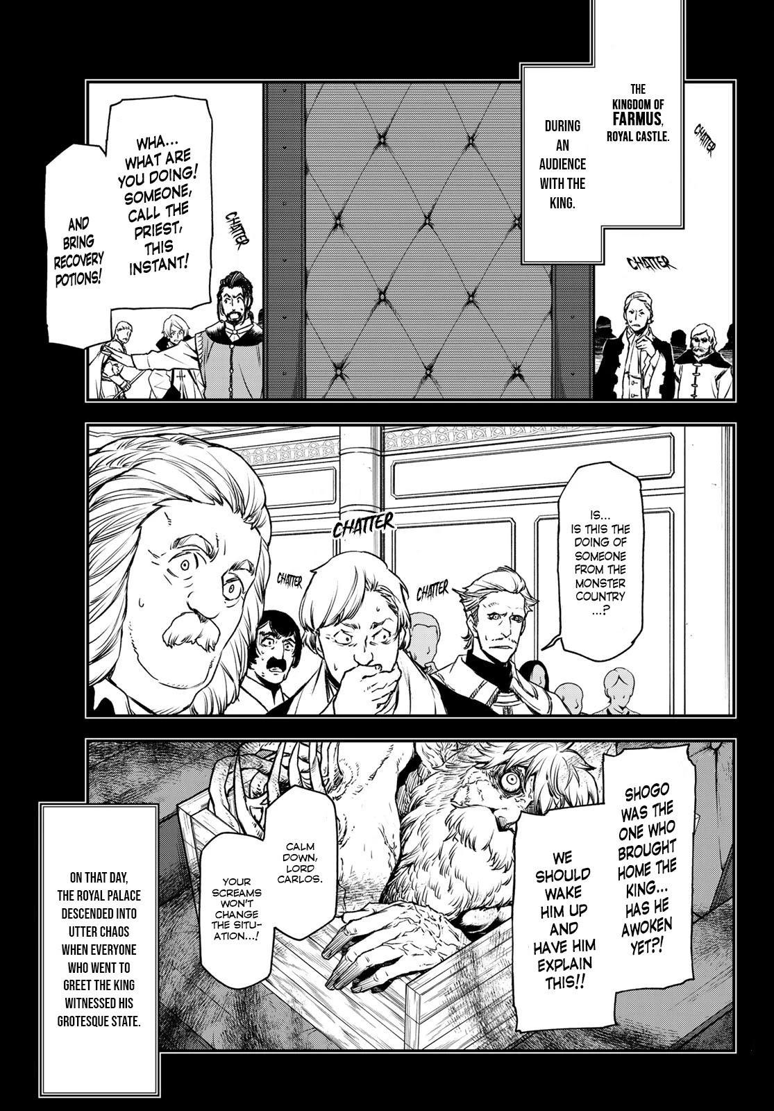 Tensei Shitara Slime Datta Ken Chapter 88: A Demon And A Plot page 3 - Mangakakalots.com