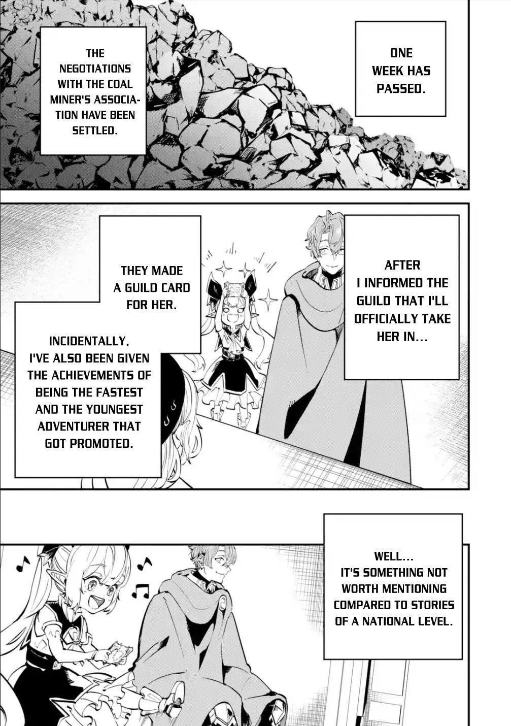 Isekai Cheat Magic Swordsman Chapter 12 page 14 - Mangakakalots.com
