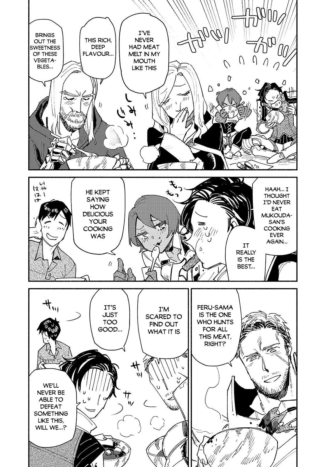 Tondemo Skill De Isekai Hourou Meshi Chapter 43: Entering The Dungeon page 22 - Mangakakalots.com