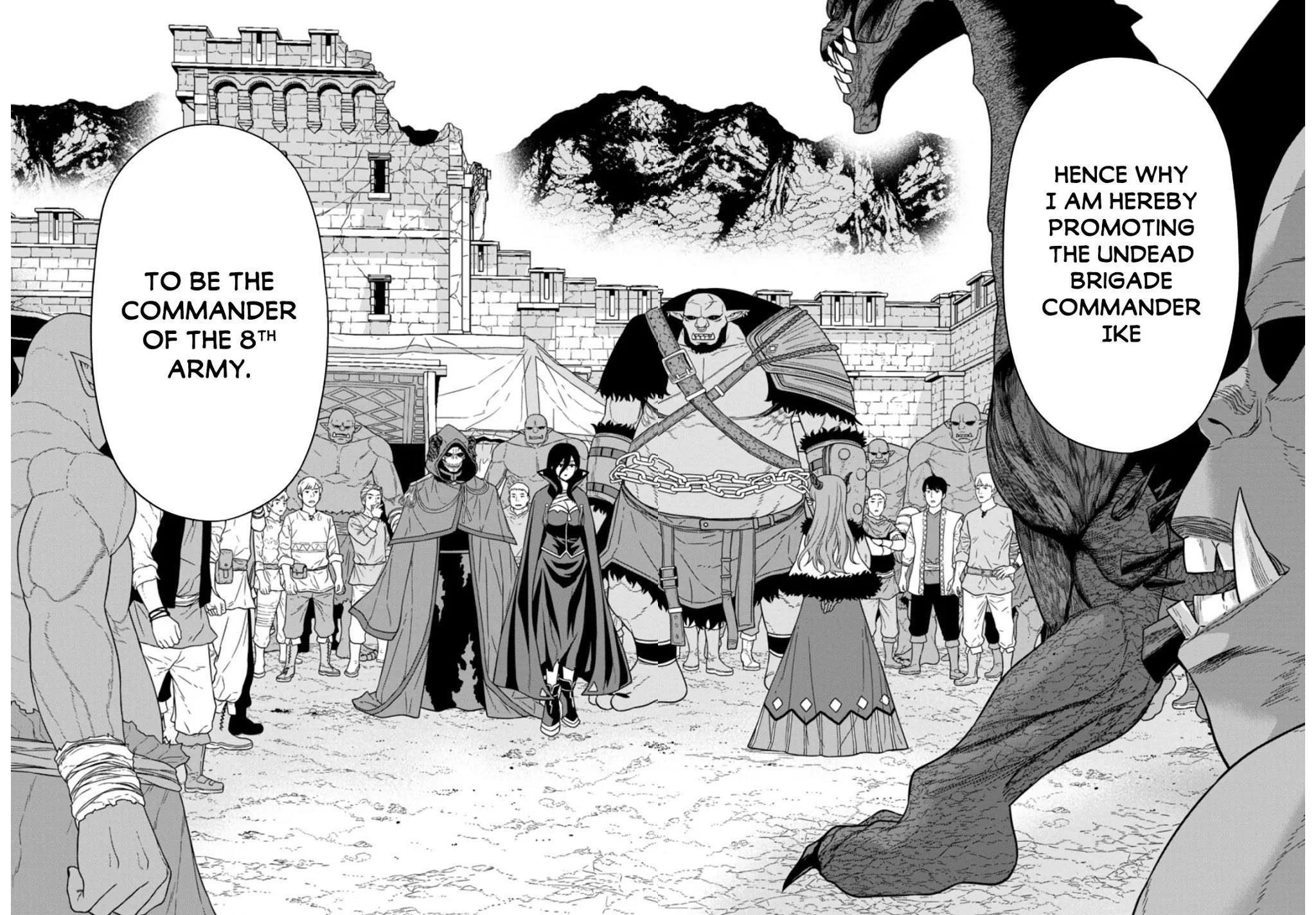 Maou Gun Saikyou No Majutsushi Wa Ningen Datta Chapter 19.1 page 11 - Mangakakalots.com