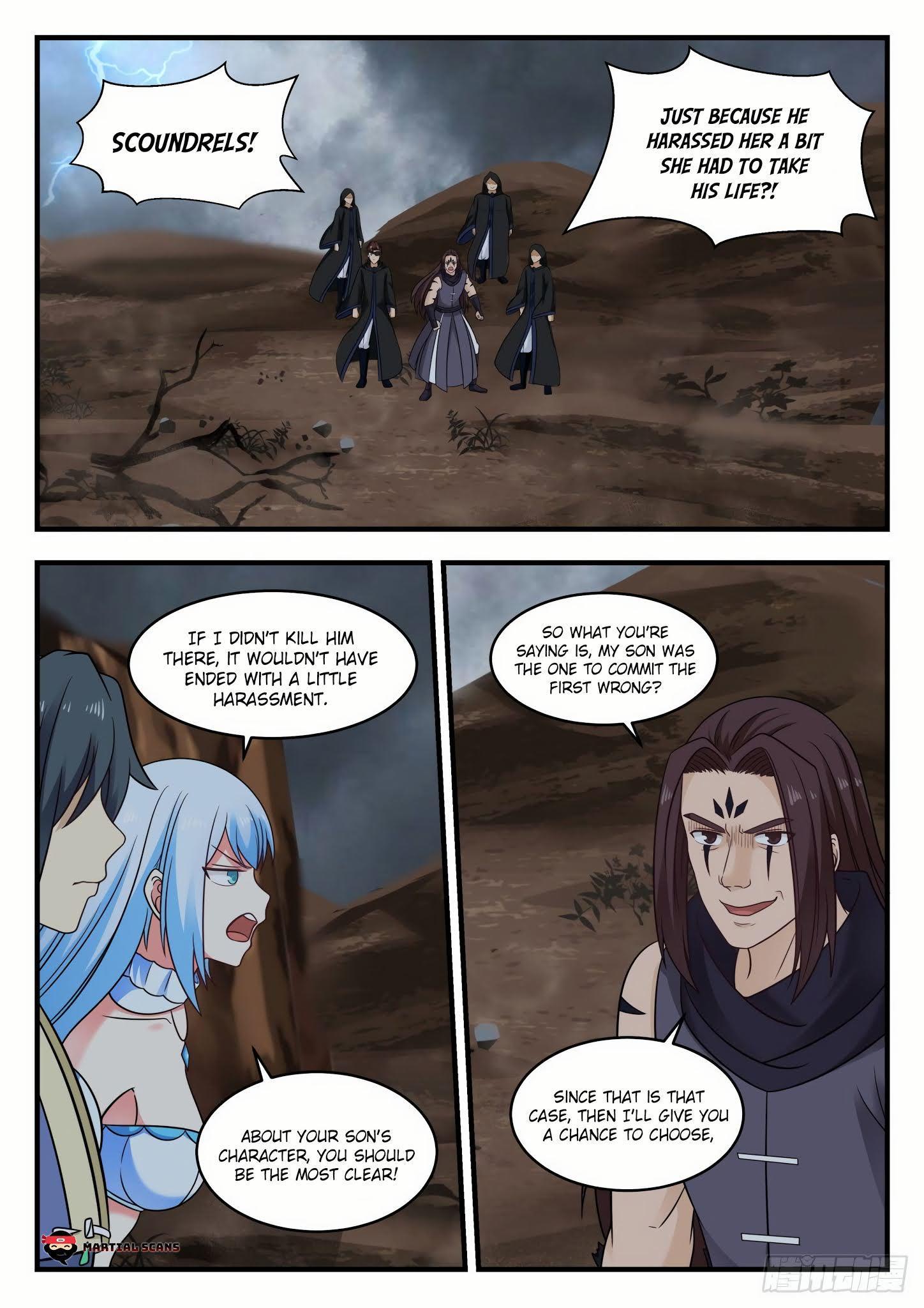 Martial Peak Chapter 585 - Tong Xuan Realm page 5 - Mangakakalots.com