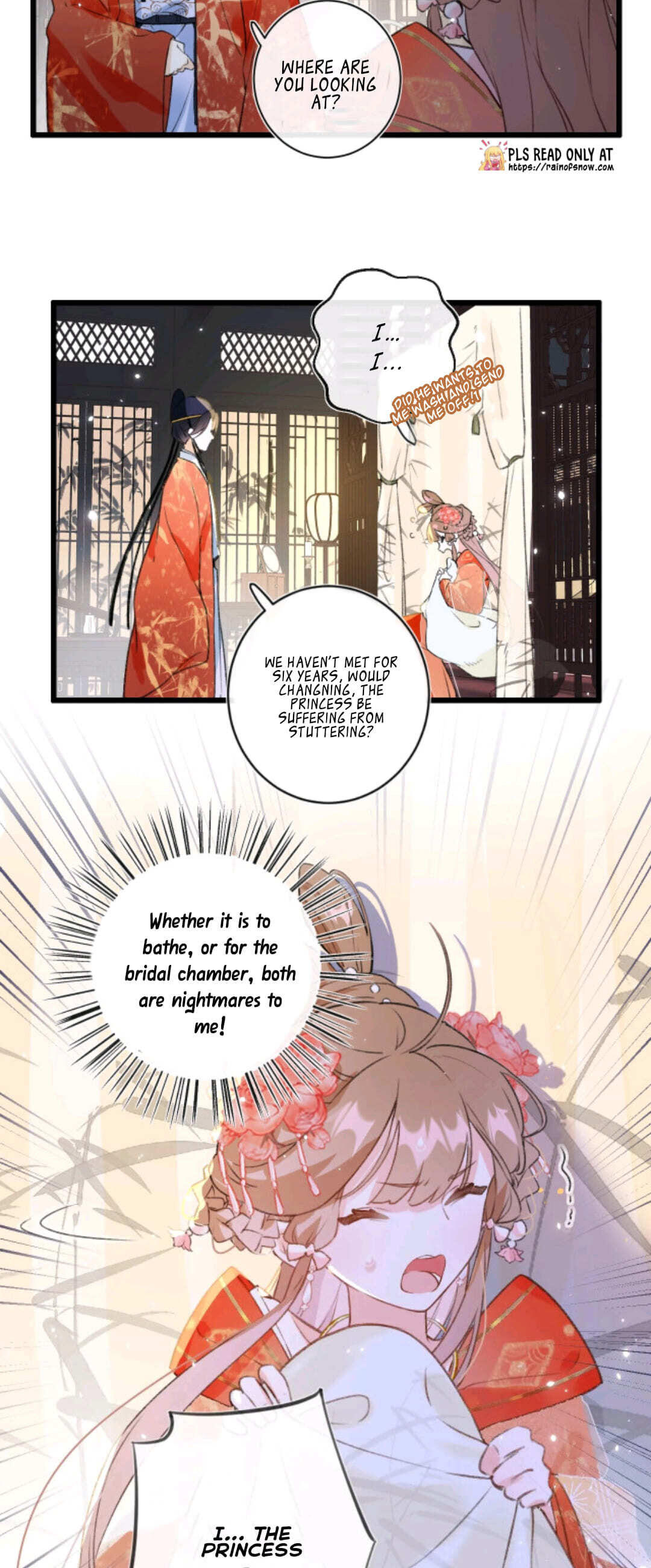 Don'T Touch Me! Chapter 2 page 20 - Mangakakalots.com