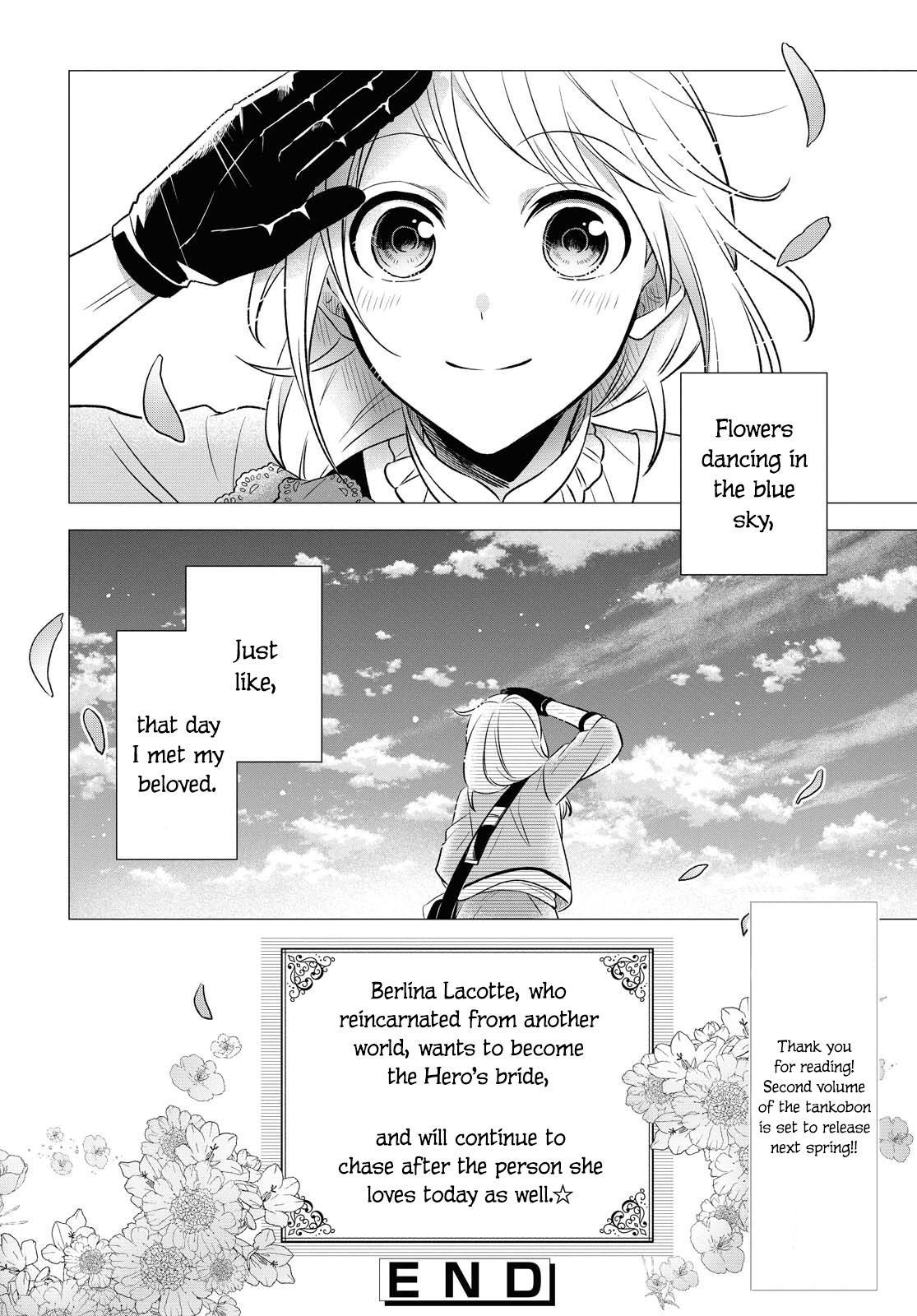 I Want To Become The Hero's Bride ( ̄∇ ̄)ゞ Vol.2 Chapter 10 page 28 - Mangakakalots.com