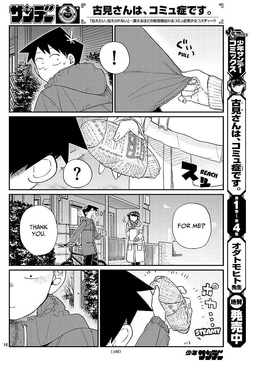 Komi-San Wa Komyushou Desu Vol.6 Chapter 85: Memories Of The Cultural Festival page 9 - Mangakakalot