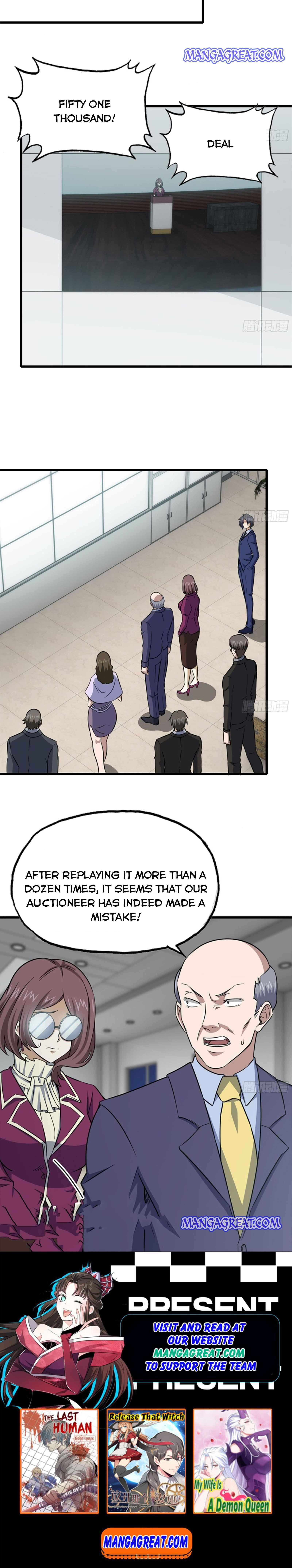 I Am Carrying Gold From The Post-Apocalyptic World Chapter 163 page 10 - Mangakakalots.com