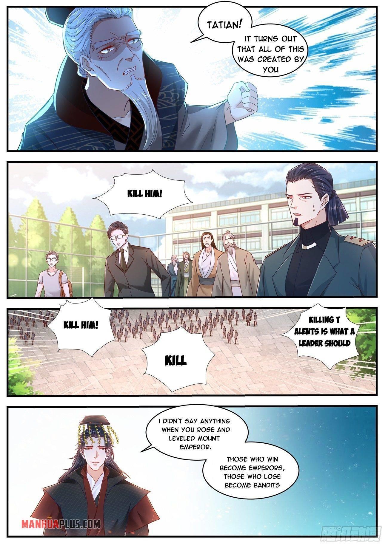 Rebirth Of The Urban Immortal Cultivator Chapter 619 page 7 - Mangakakalots.com