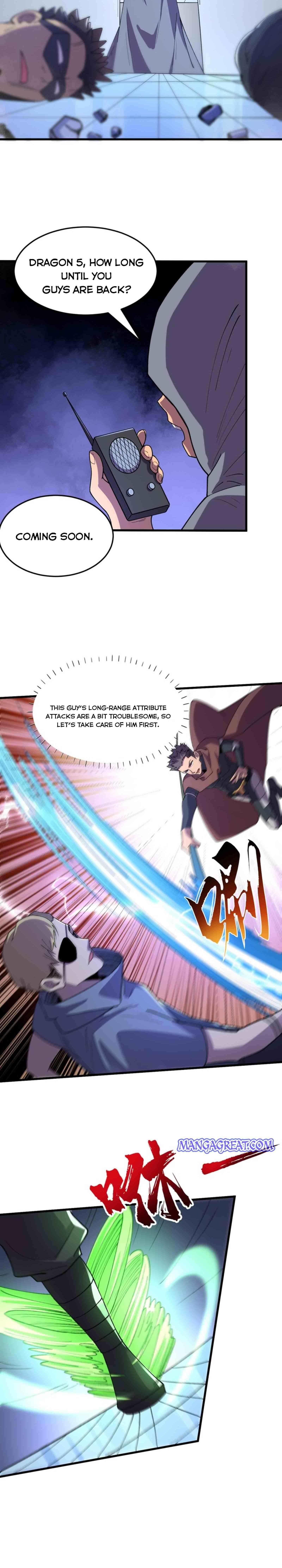 The Last Hero , I Am Picking Up Attributes And Items In Last Days Chapter 74 page 8 - Mangakakalots.com