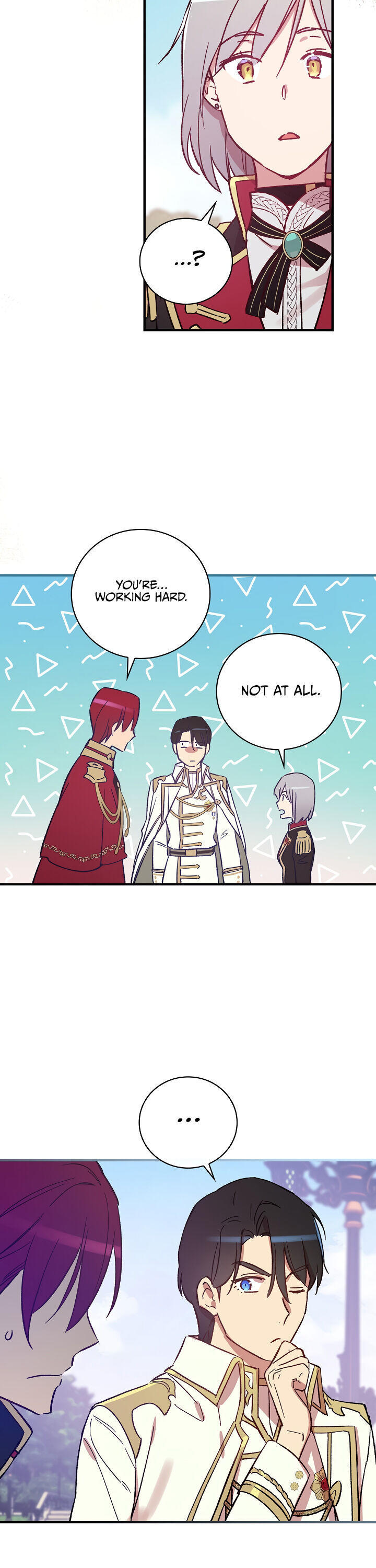 A Red Knight Does Not Blindly Follow Money Chapter 22 page 24 - Mangakakalots.com