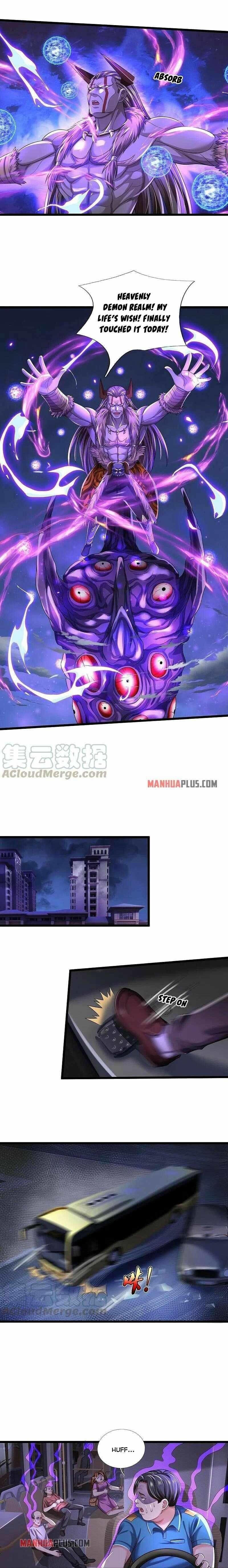 I'm The Great Immortal Chapter 339 page 3 - Mangakakalot
