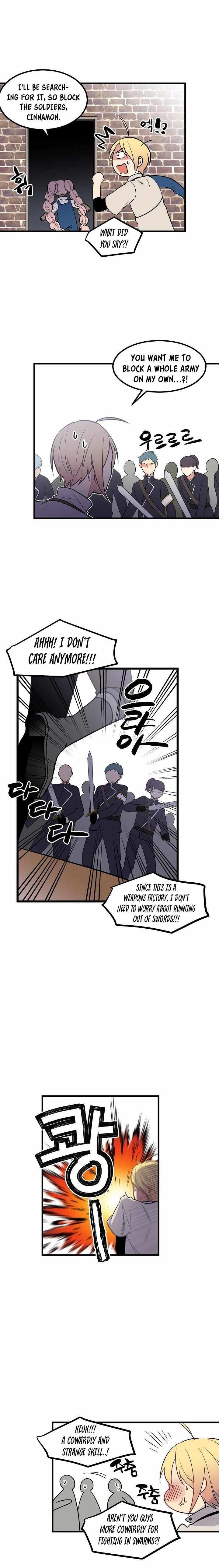 Beginner's Test For Infinite Power Chapter 41 page 3 - Mangakakalots.com