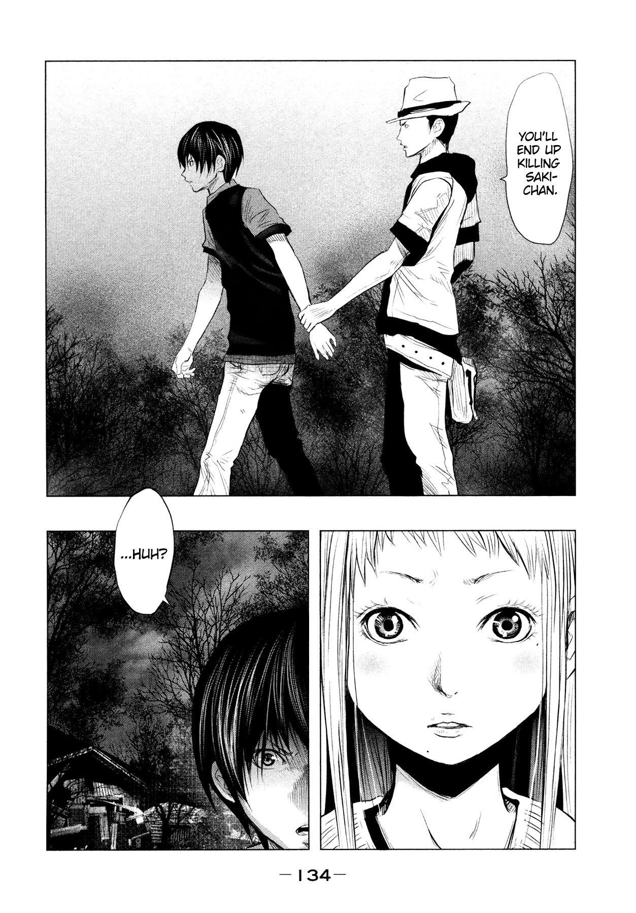Kasouba No Nai Machi Ni Kane Ga Naru Toki Chapter 93: Let's Leave Mitozu page 3 - Mangakakalots.com
