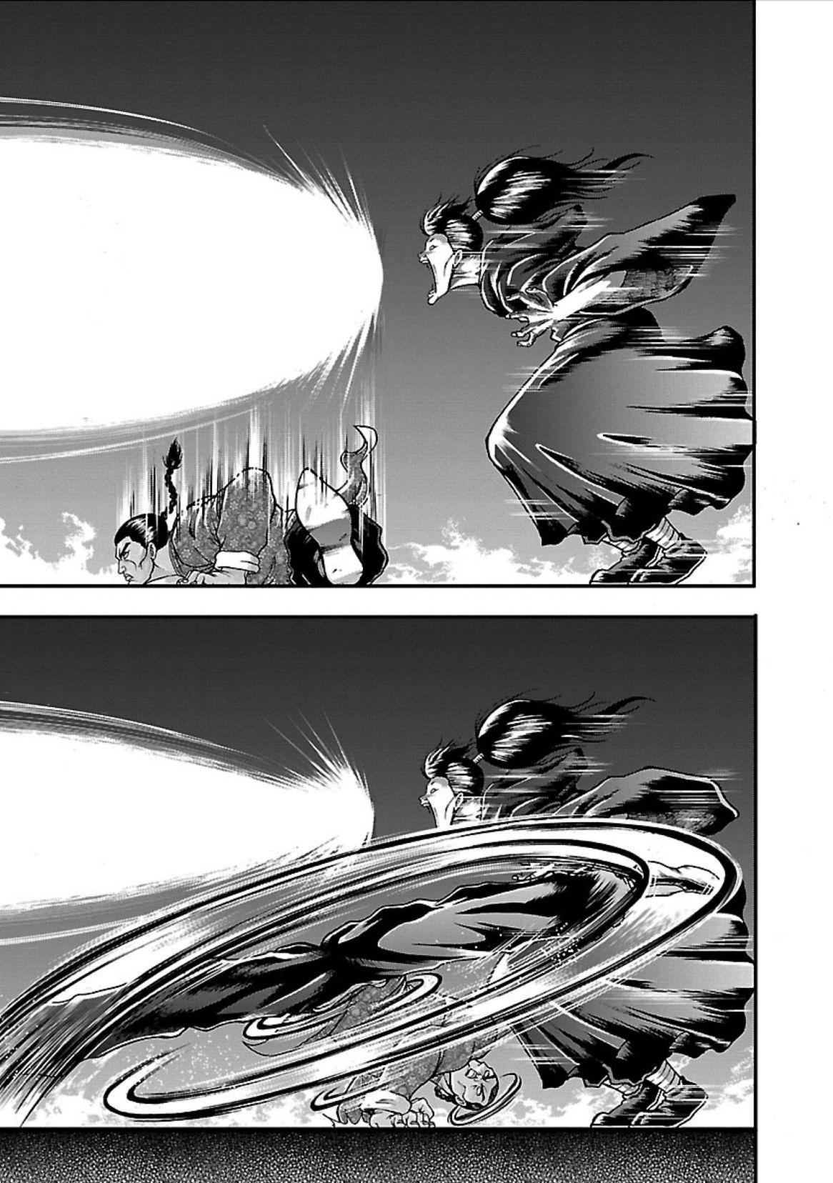 Baki Gaiden - Retsu Kaioh Isekai Tensei Shitemo Ikkō Kamawan! Vol.1 Chapter 8: Struggler page 5 - Mangakakalots.com
