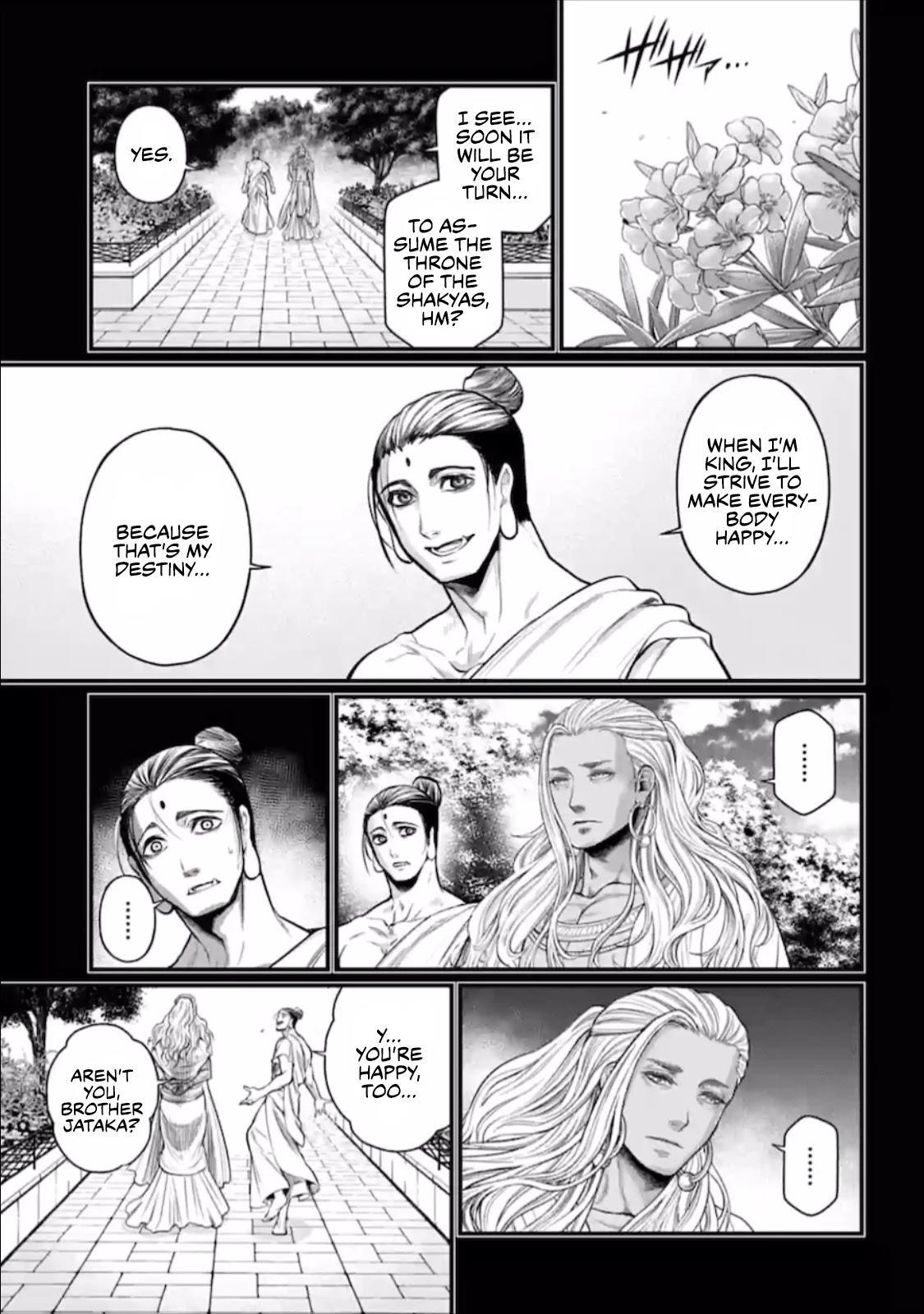 Record Of Ragnarok Chapter 47: The Path page 30 - Mangakakalots.com