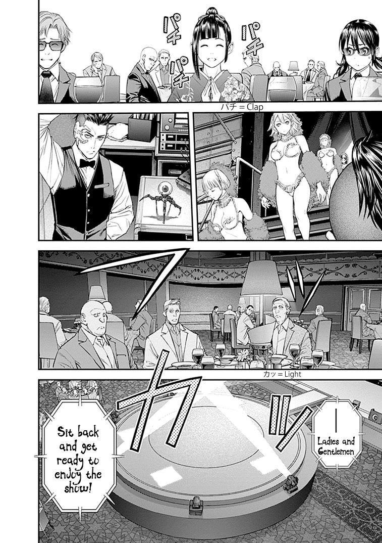 Ex-Arm Chapter 37: Monster's Jail page 17 - Mangakakalots.com