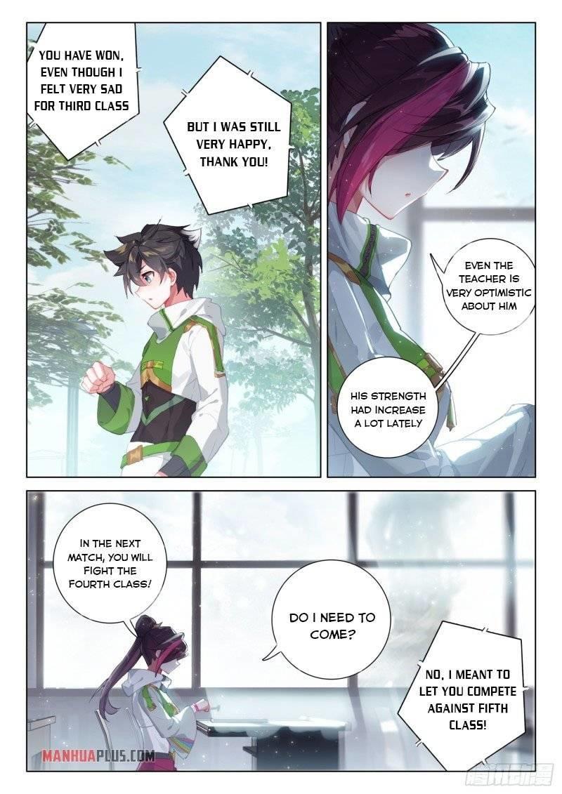 Soul Land Iv - The Ultimate Combat Chapter 235.5 page 5 - Mangakakalots.com