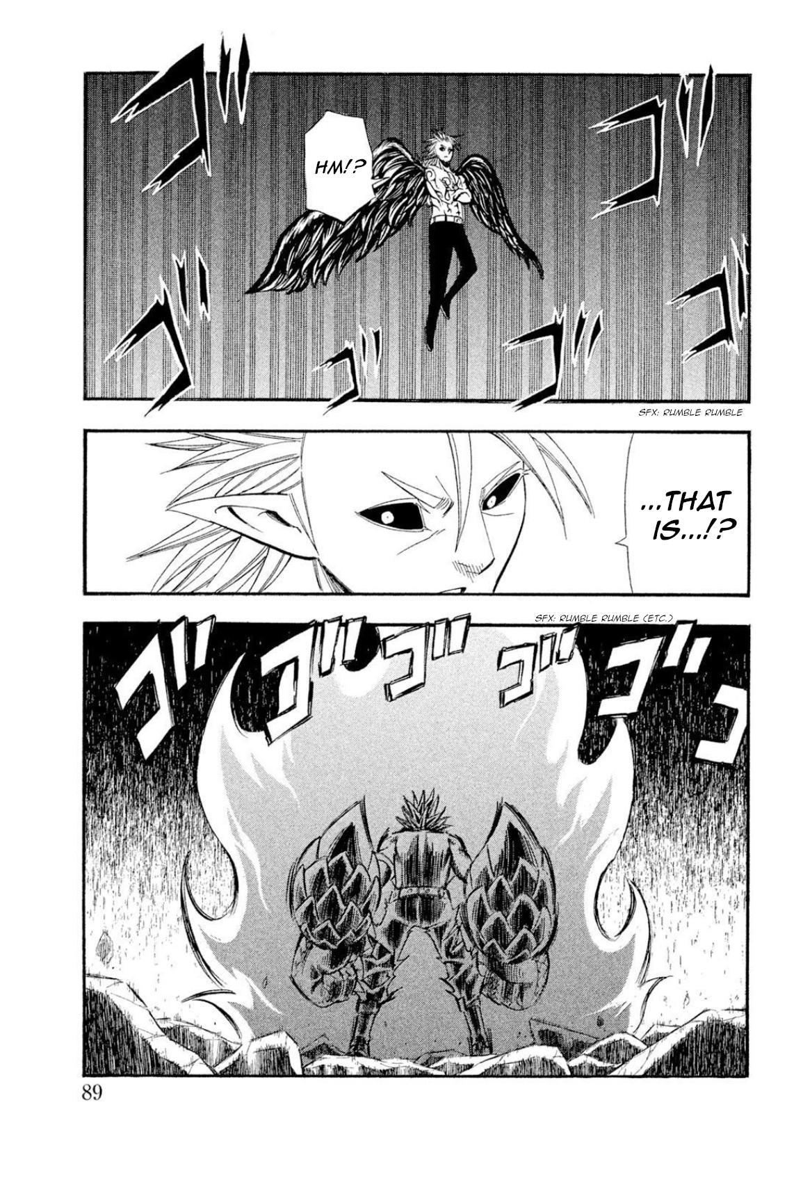 Buster Keel! Chapter 45: Shadowy Soloist (Part 3) page 38 - Mangakakalots.com