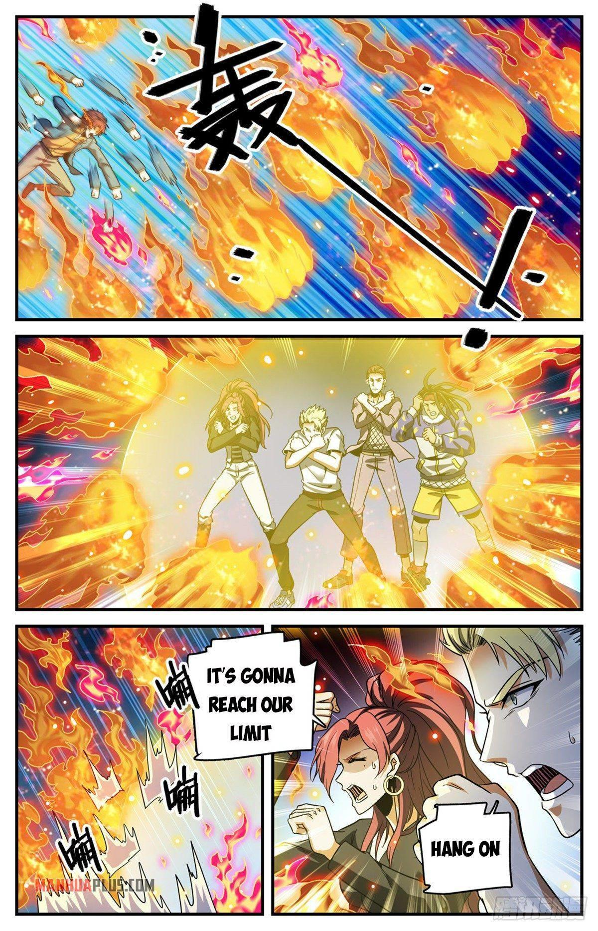 Versatile Mage Chapter 725 page 2 - Mangakakalots.com
