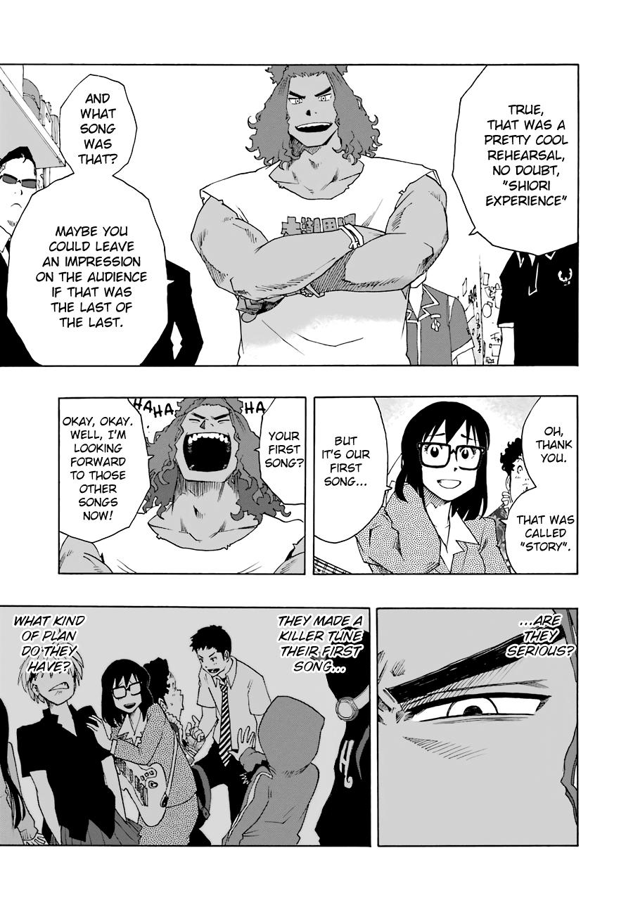 Shiori Experience - Jimi Na Watashi To Hen Na Oji-San Chapter 53: Top News~ page 16 - Mangakakalots.com