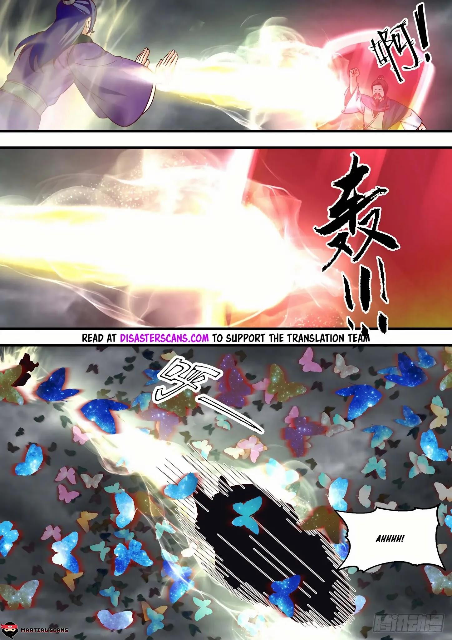 Martial Peak Chapter 1457: Illusionary Void Butterfly page 5 - Mangakakalots.com