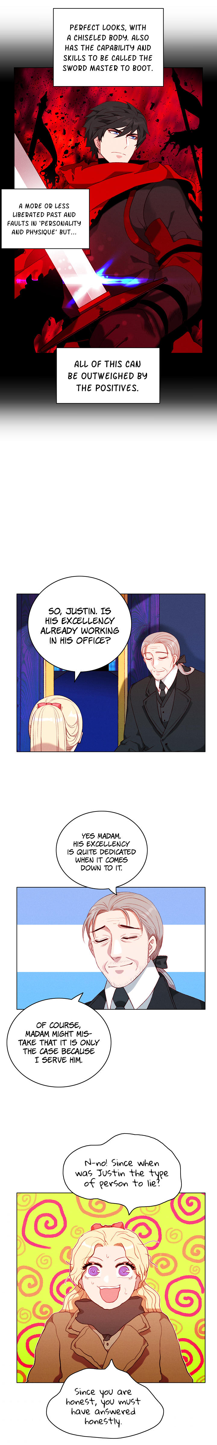Living As The Tyrant's Older Sister Chapter 78 page 12 - Mangakakalots.com