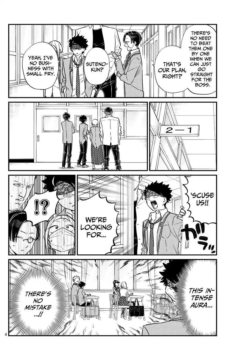 Komi-San Wa Komyushou Desu Vol.11 Chapter 146: Delinquents 2 page 4 - Mangakakalot