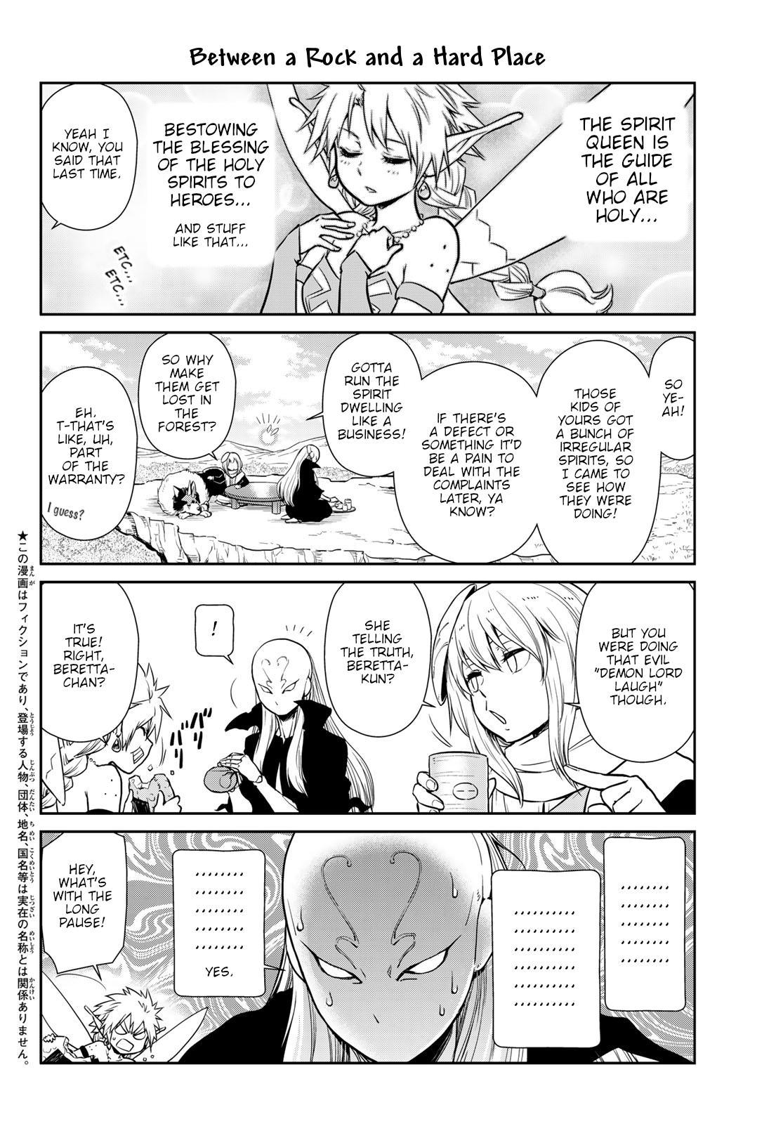 Tensura Nikki Tensei Shitara Slime Datta Ken Chapter 45 page 2 - Mangakakalot