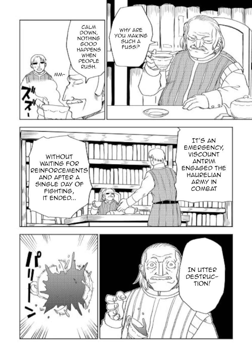Isekai Tensei Soudouki Chapter 69: Receiving Notice page 18 - Mangakakalot