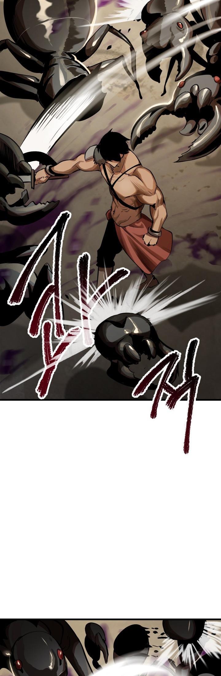 Survival Story Of A Sword King In A Fantasy World Chapter 56 page 49 - Mangakakalots.com