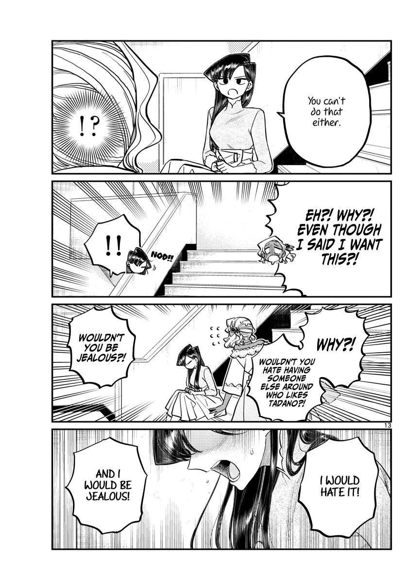 Komi-San Wa Komyushou Desu Chapter 228: Can't page 13 - Mangakakalot