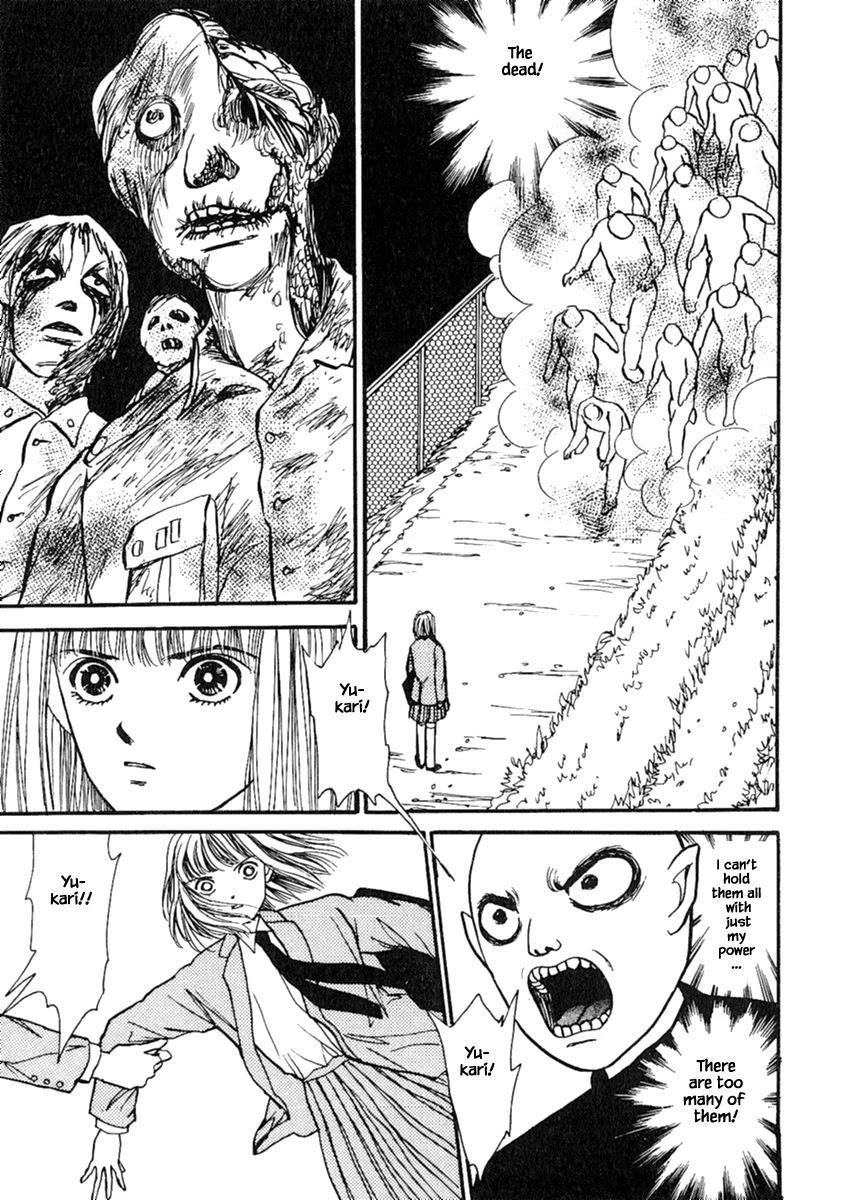 Shi To Kanojo To Boku Chapter 13.3 page 11 - Mangakakalots.com