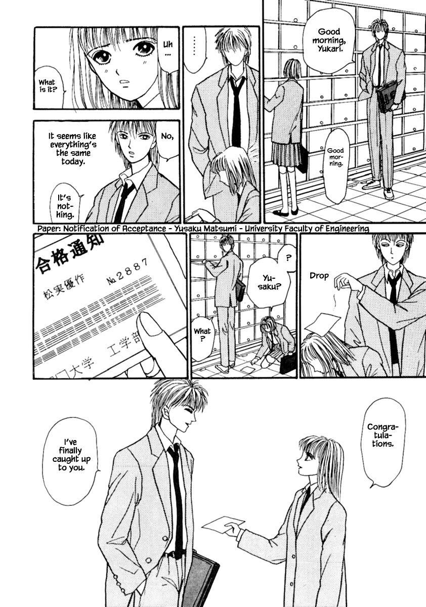 Shi To Kanojo To Boku Chapter 13.1 page 8 - Mangakakalots.com