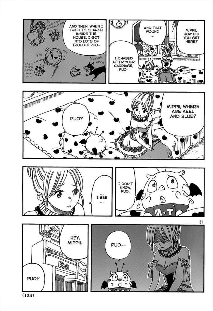 Buster Keel! Vol.2 Chapter 17 : Songbird Dream page 31 - Mangakakalots.com