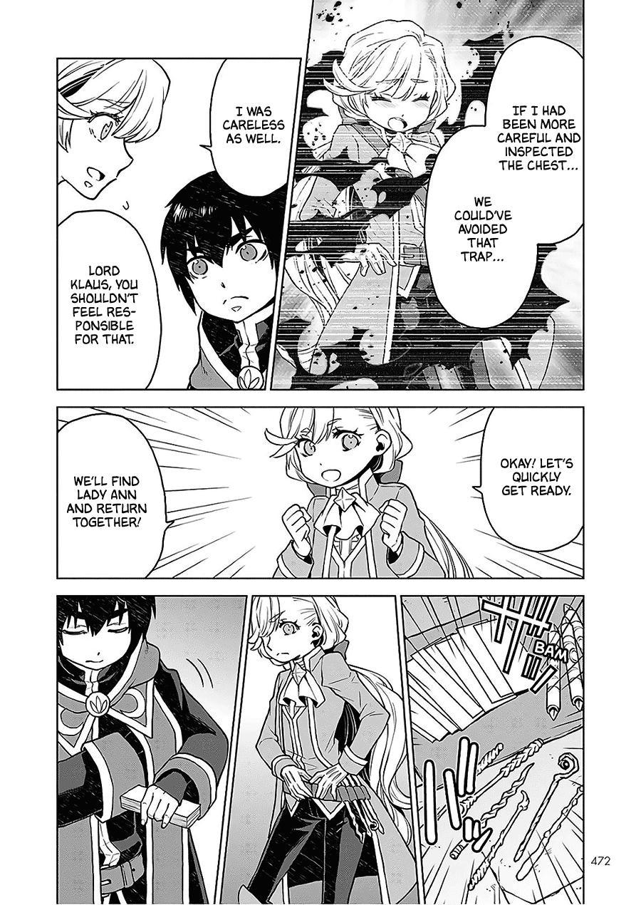 Deathbound Duke's Daughter And Seven Noblemen Chapter 5 page 10 - Mangakakalots.com
