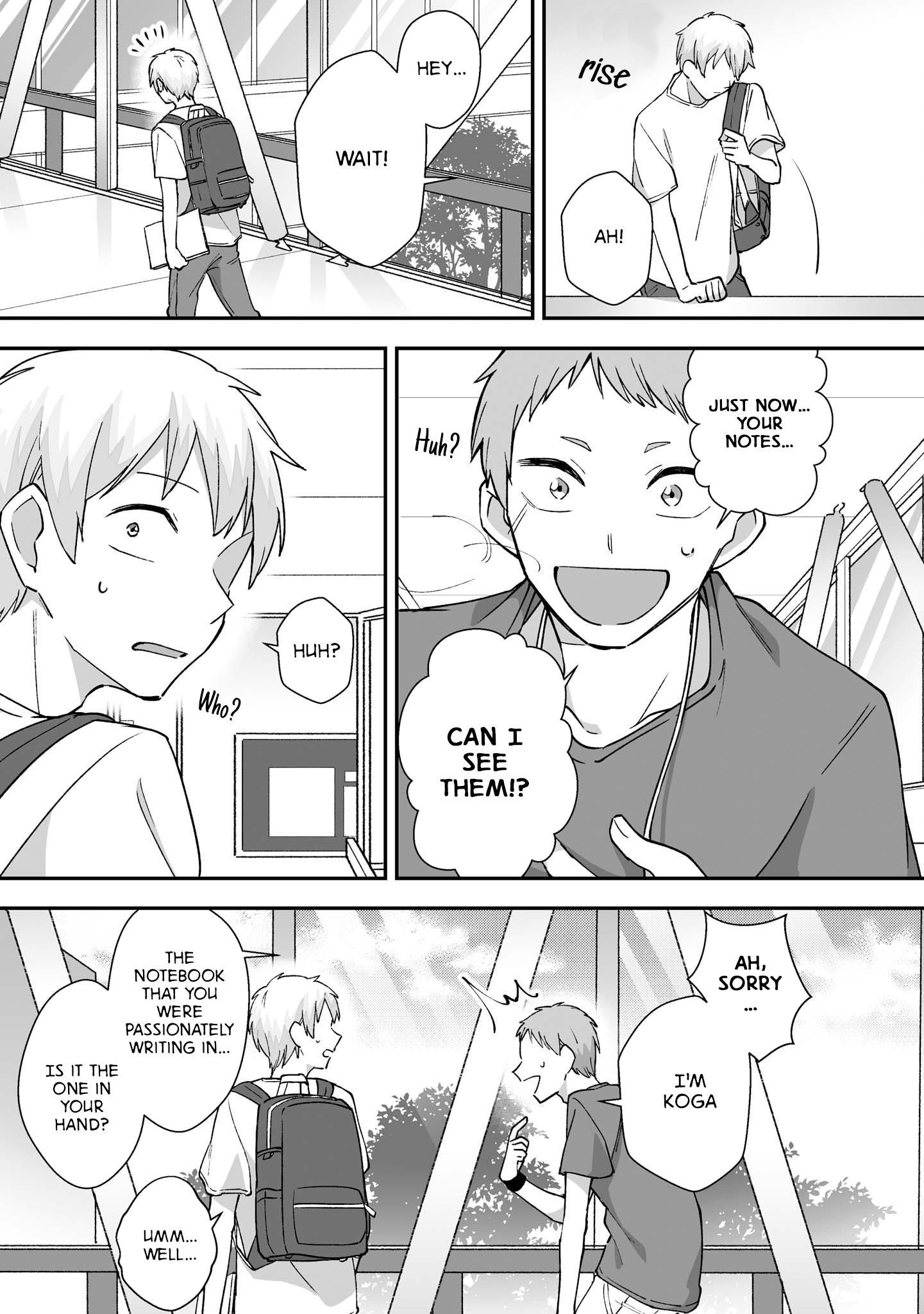 Iwakutsuki Bukken No Yakuro-San Vol.1 Chapter 16.2 page 3 - Mangakakalots.com