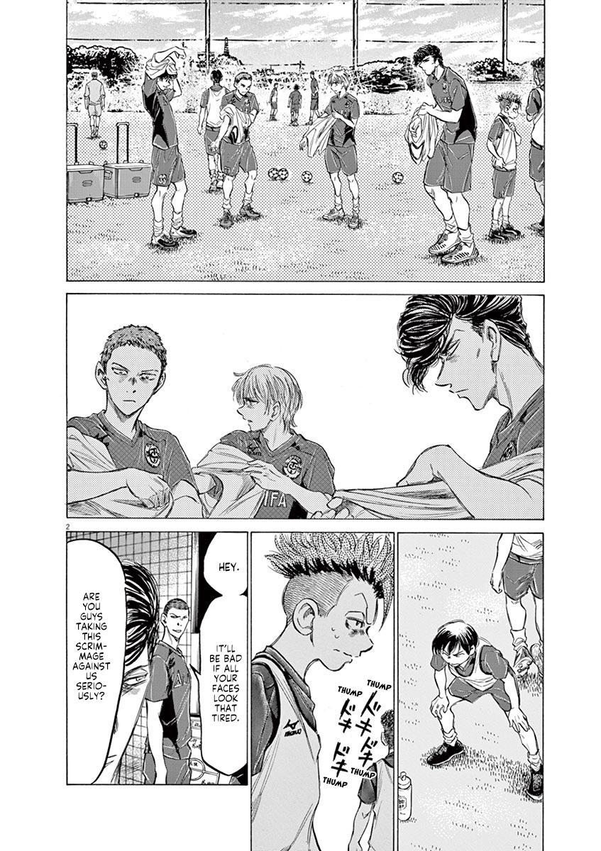 Ao Ashi Vol.14 Chapter 146: Aim Higher page 3 - Mangakakalots.com