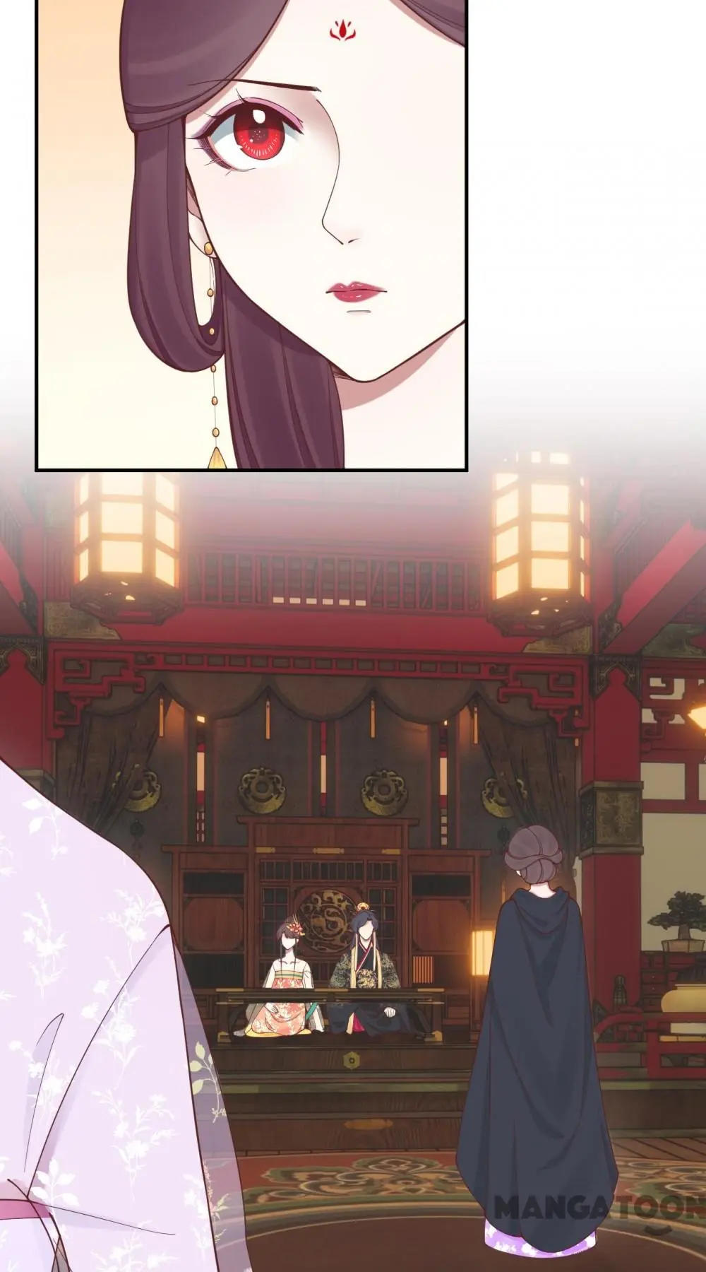 The Queen Is Busy Chapter 165 page 3 - Mangakakalots.com