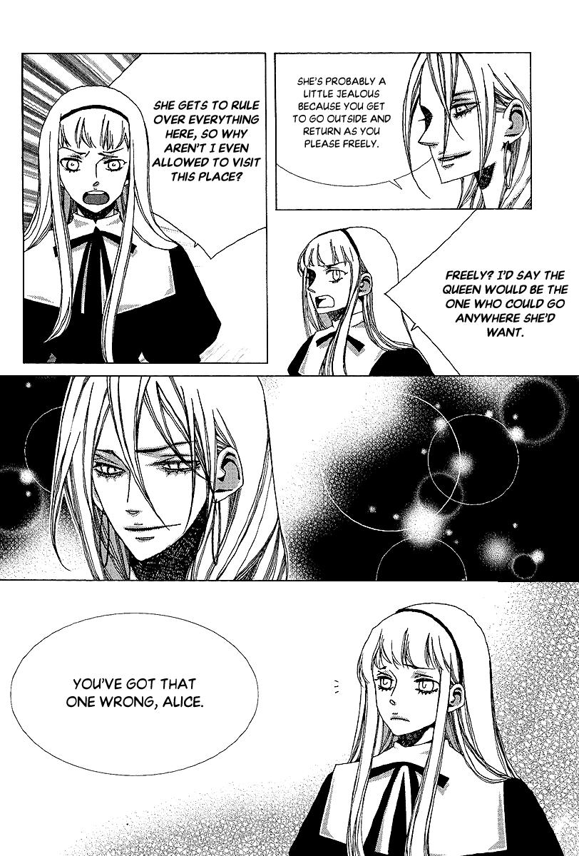 Chronicles Of The Grim Peddler Chapter 30: Alice In Wonderland Part 1 page 31 - Mangakakalots.com