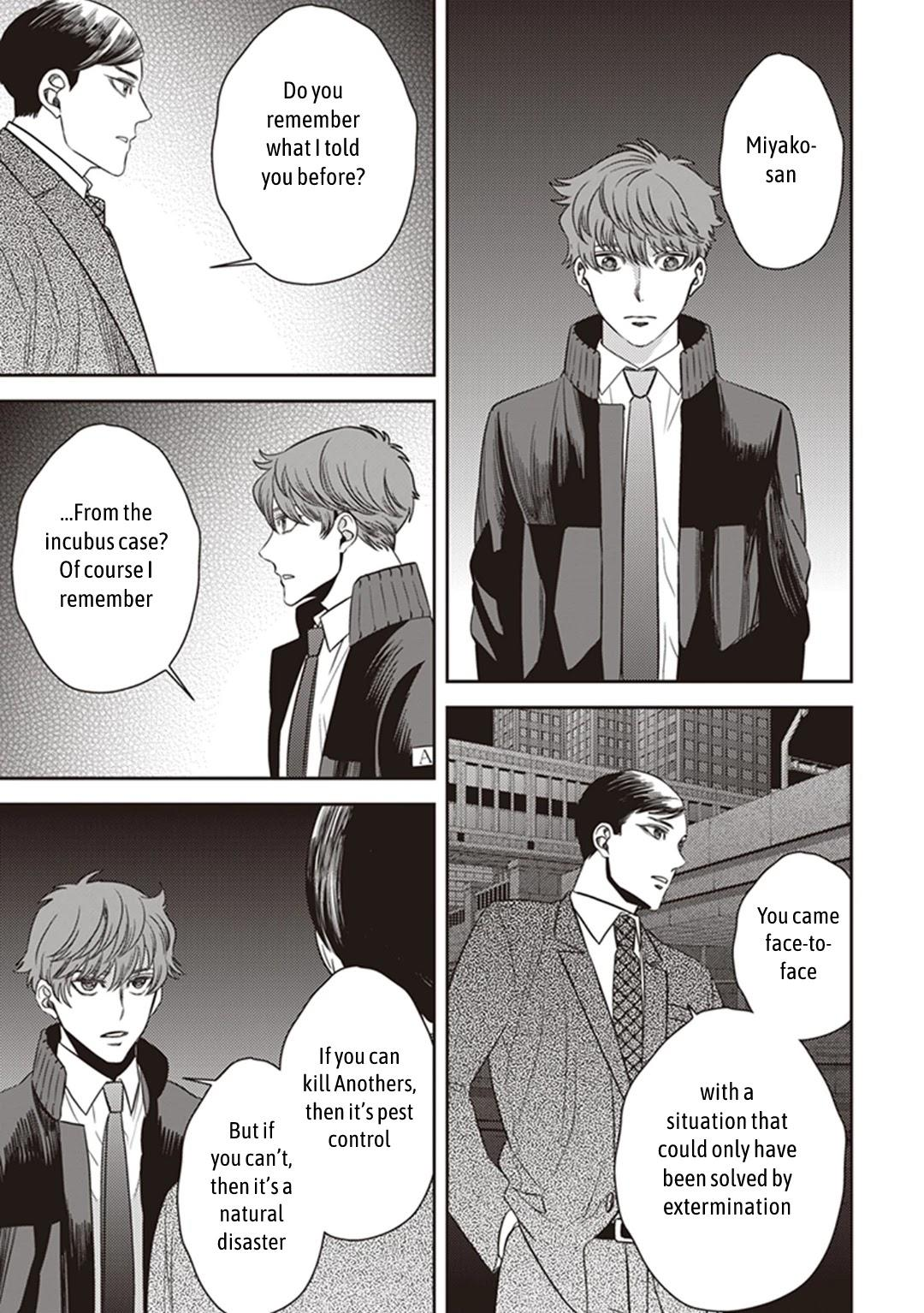 Midnight Occult Civil Servants Chapter 41: Becoming A Demon (Part 7) page 35 - Mangakakalots.com