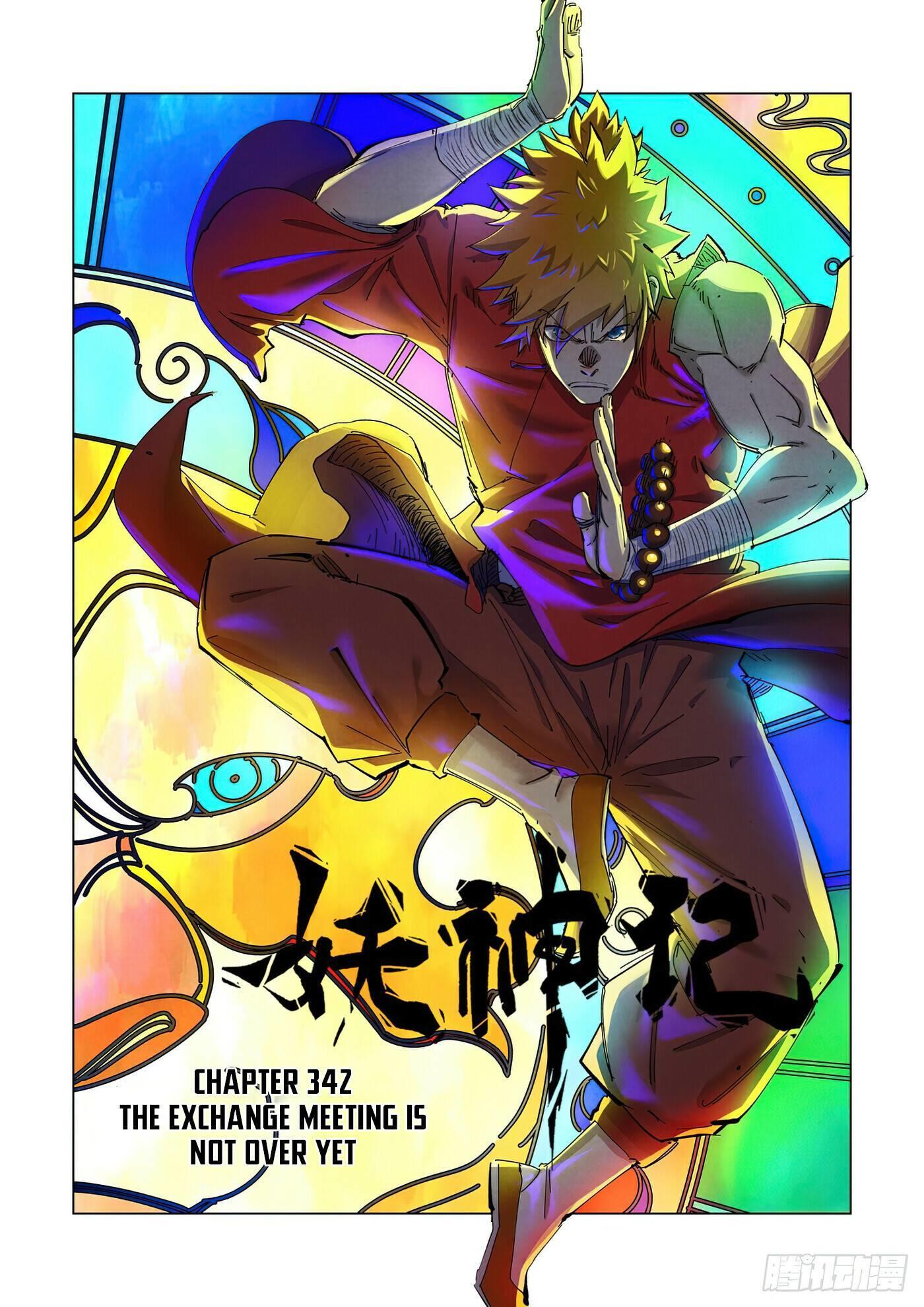 Tales Of Demons And Gods Chapter 342 page 1 - Mangakakalot