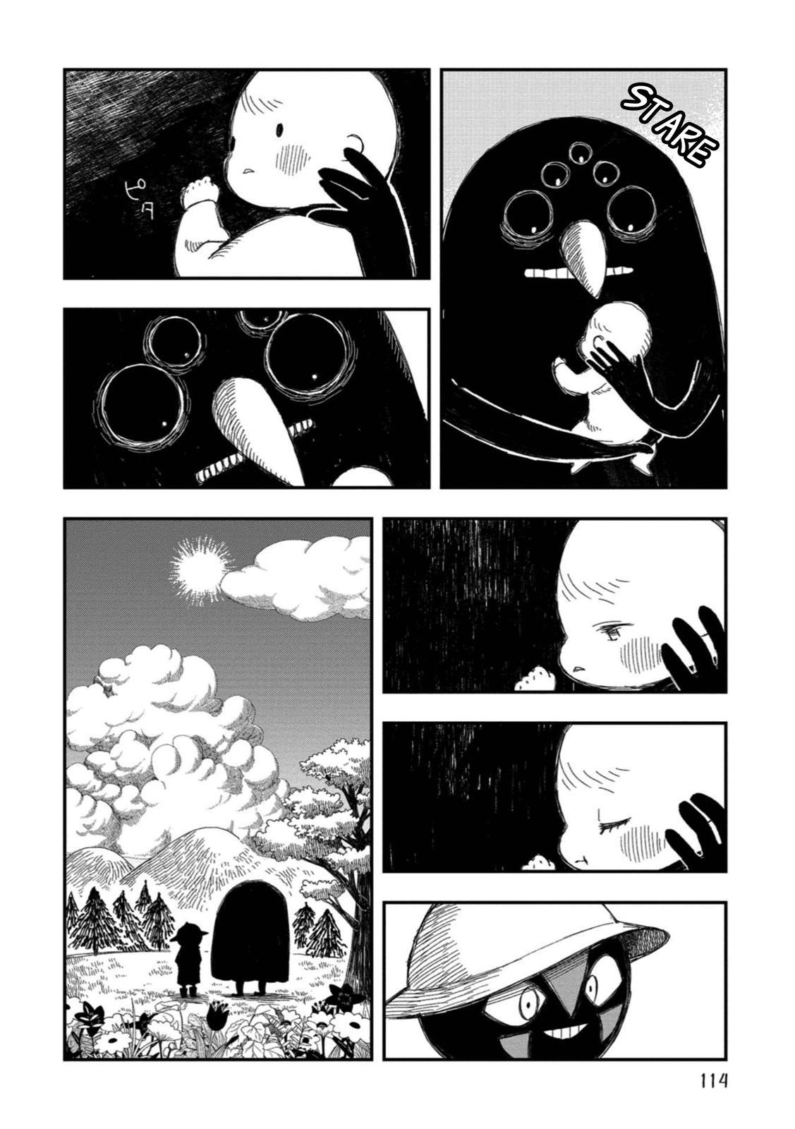 Rojica To Rakkasei Chapter 14: Shii-San's Long Day page 22 - Mangakakalots.com