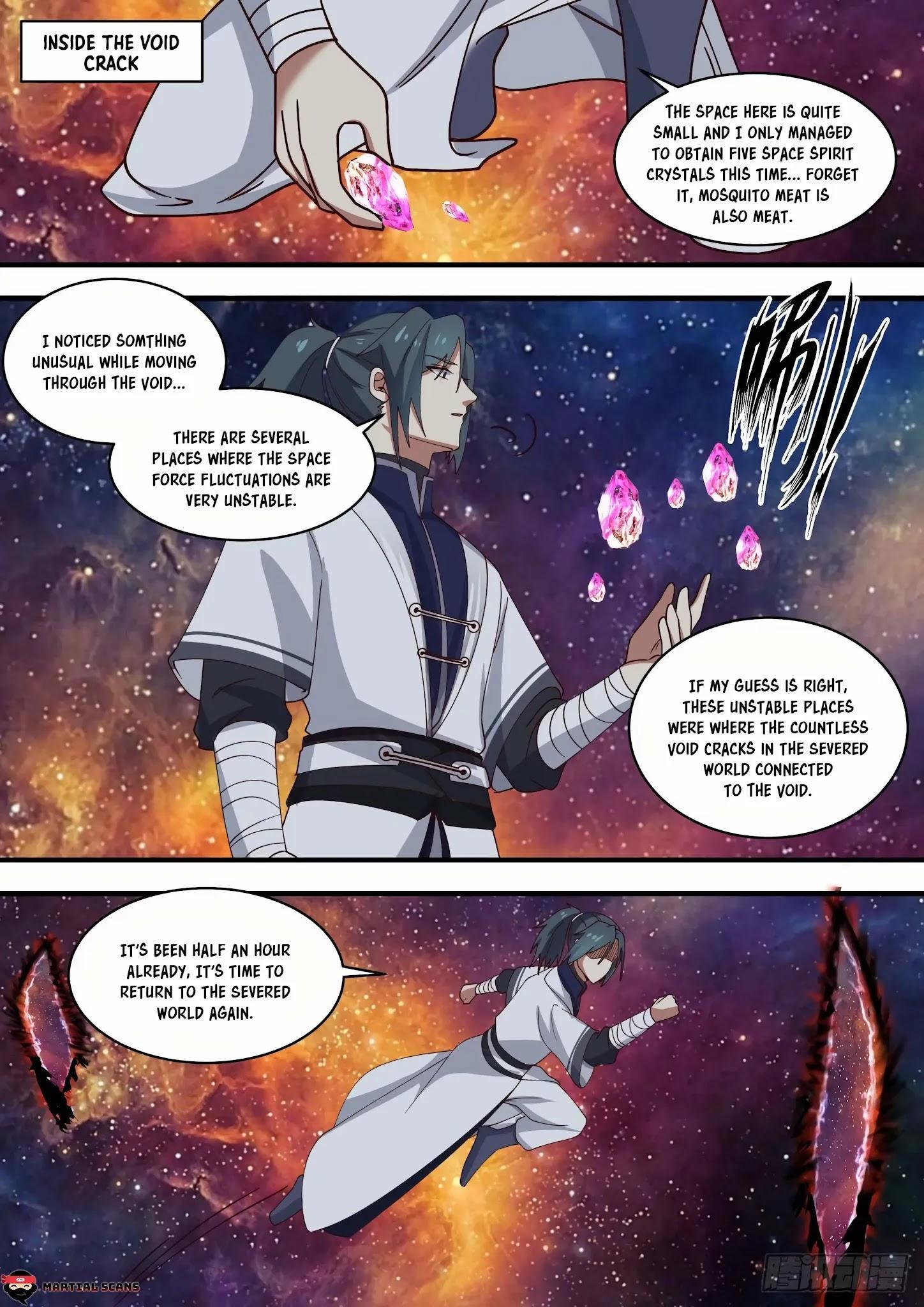 Martial Peak Chapter 1465: A Bit Tight page 11 - Mangakakalot