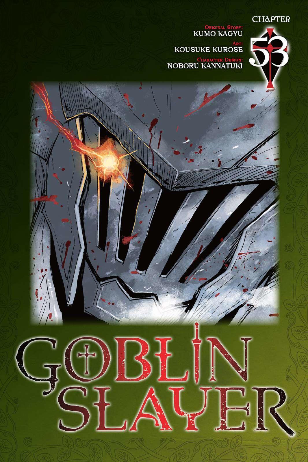 Goblin Slayer Chapter 53 page 1 - Mangakakalot