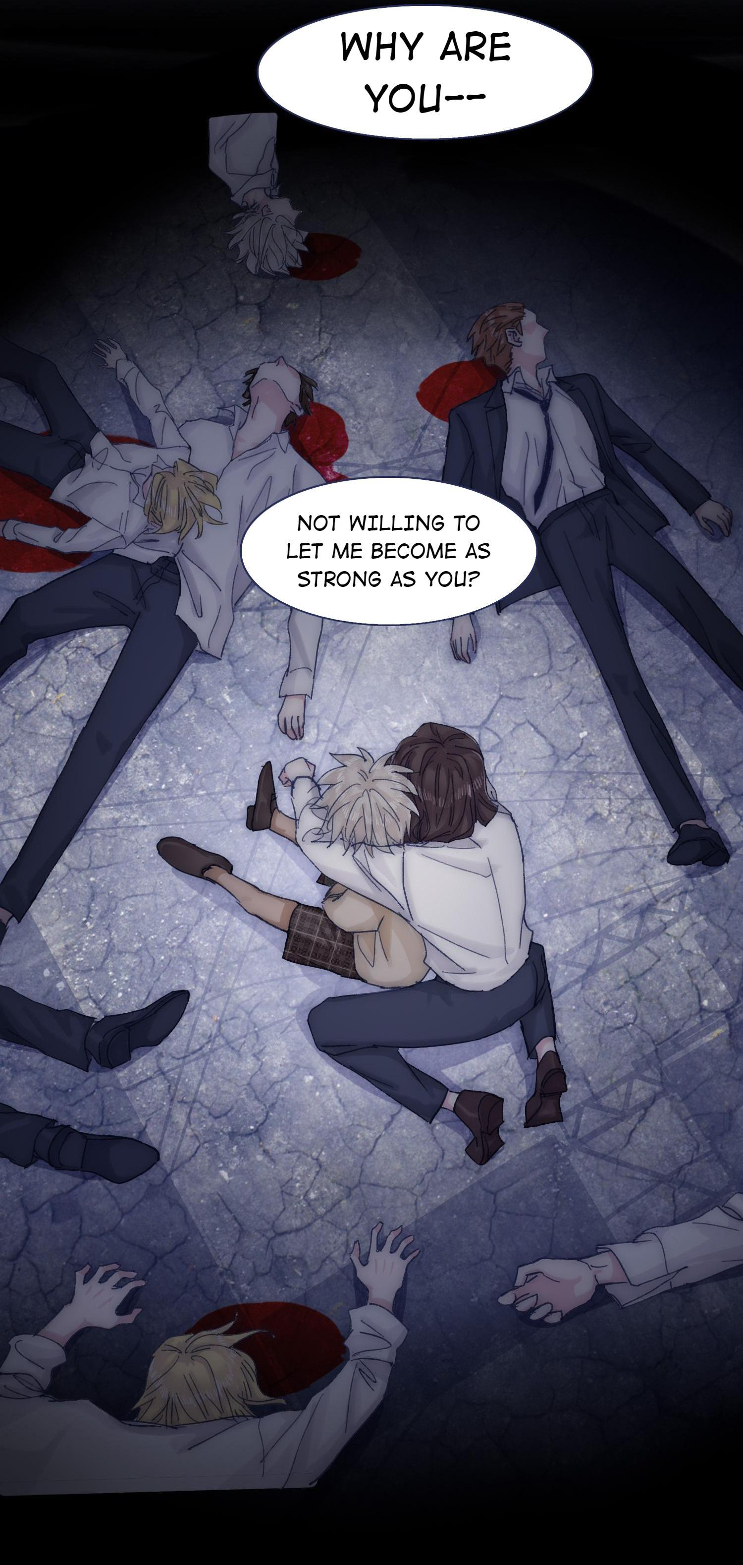 Offering My Neck To You Chapter 64: I've Gotten Everything page 36 - Mangakakalots.com