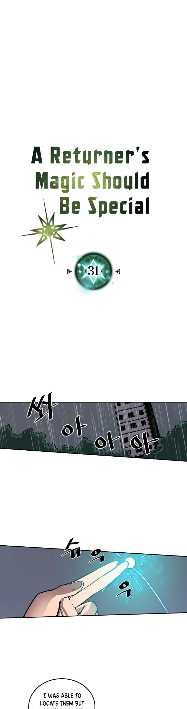 A Returner's Magic Should Be Special Chapter 31 page 2 - Mangakakalots.com