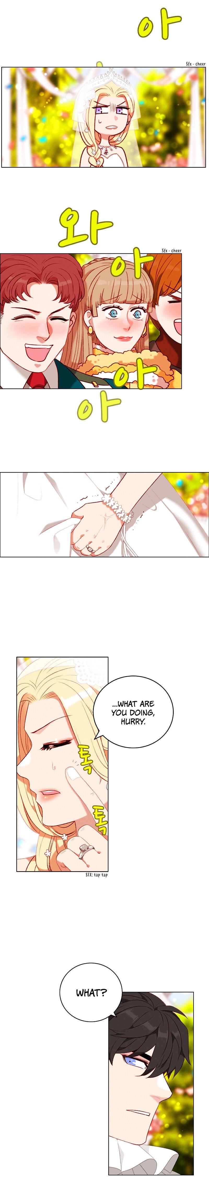 Living As The Tyrant's Older Sister Chapter 93 page 3 - Mangakakalots.com