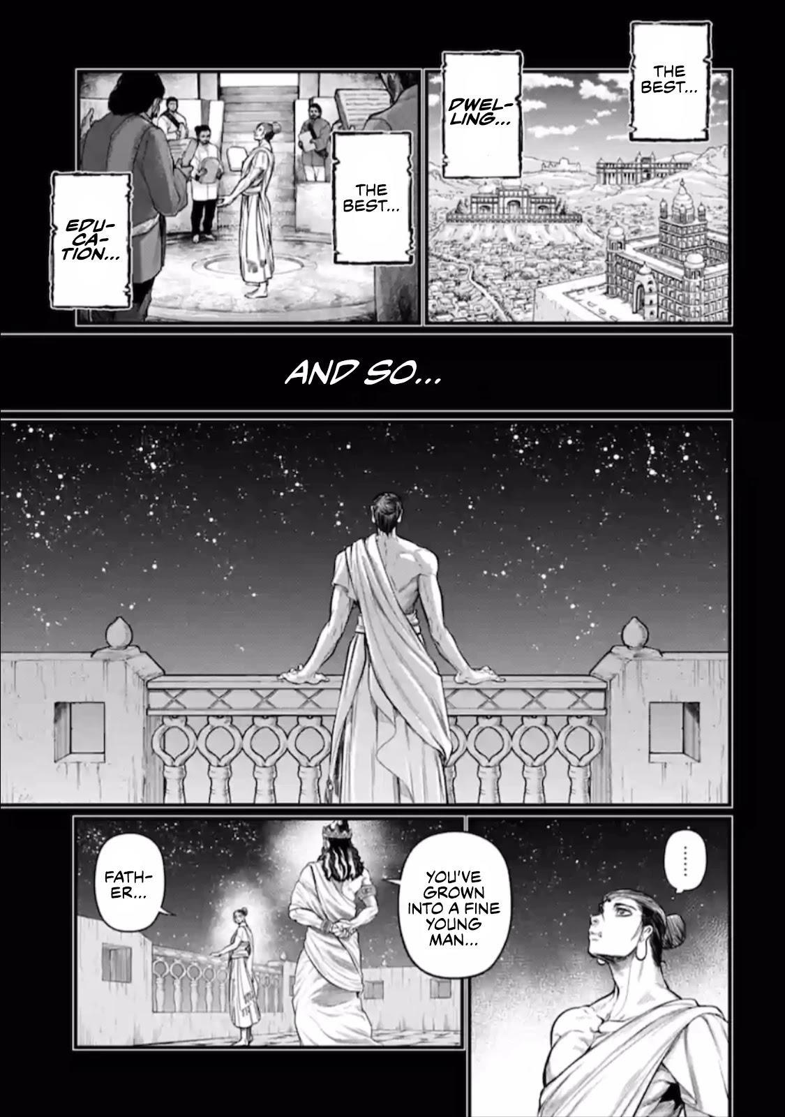Record Of Ragnarok Chapter 47: The Path page 18 - Mangakakalots.com
